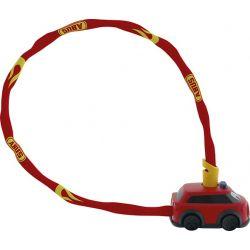 Fire Department Wirelås 1510 Fra Abus